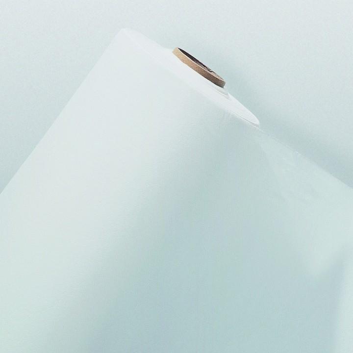 Nappe blanche en papier gaufré 25M