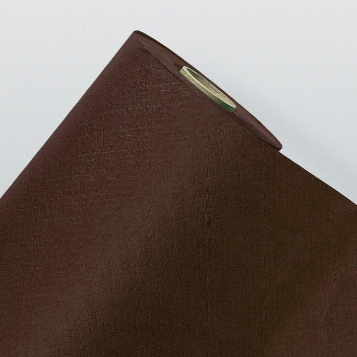 Nappe cacao en papier gaufré 25M