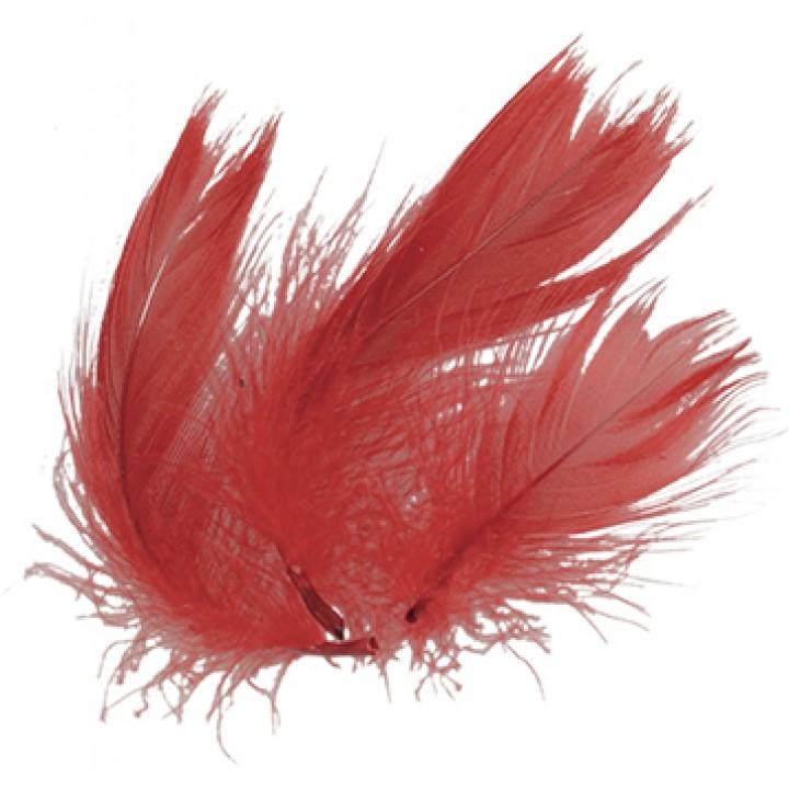 Plumettes rouges  5 gr