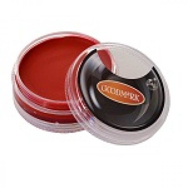Pot de Maquillage à l'eau rouge sans paraben 14g