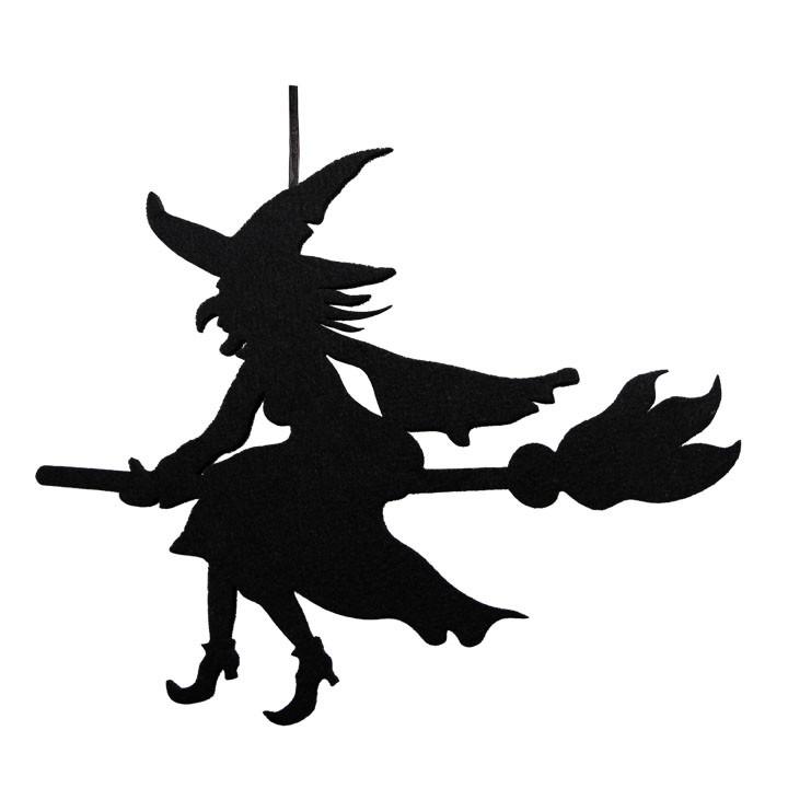 Sorci re suspendre halloween 29 5 x 0 8 x 38 cm - Image de sorciere ...