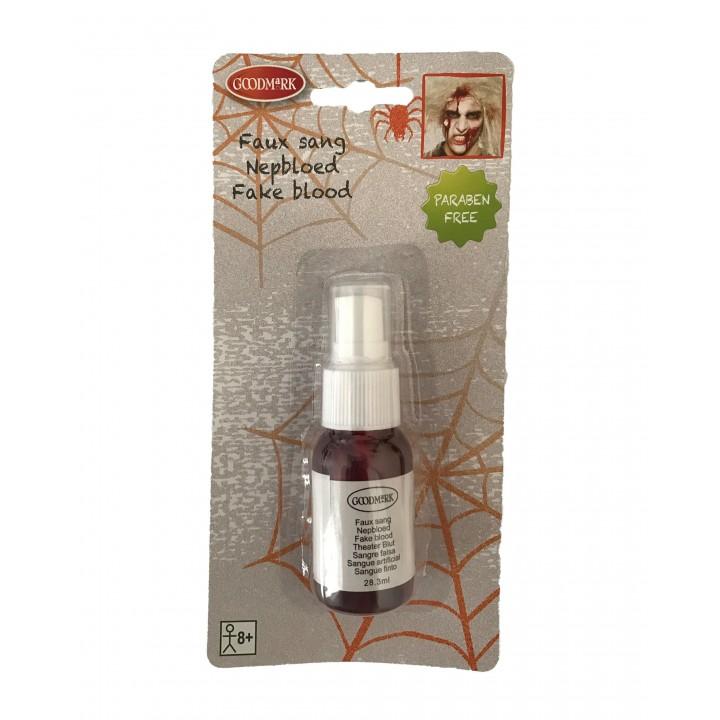 Spray de Faux sang en spray Halloween 38,8 ml