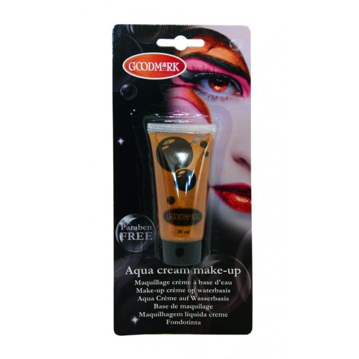 Tube de Crème de maquillage à l'eau or 38 ml