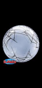 Ballon Déco  Bubble Toile d'araignée 60 cm