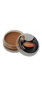 Pot de Maquillage à l'eau marron sans paraben 14g