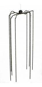 Araignée géante longues pattes Halloween 150 cm