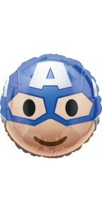 Ballon Captain America Emoji