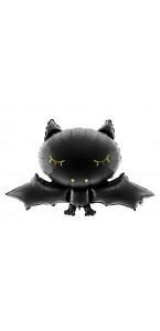 Ballon Chauve-souris Halloween 80 x 52 cm