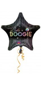 Ballon Lest's boogie Disco fever 70's