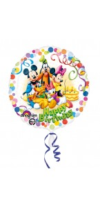 Ballon Mickey airwalker 53 x 76 cm