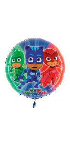 Grand Ballon PJ Masks 43 cm