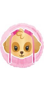 Ballon Pat Patrouille Skye Emoji