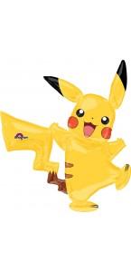 Ballon Pikachu airwalker 132 x 139 cm