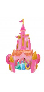 Ballon Princesses birthday supershape 53 x 71 cm