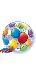 Ballon Bubble Ballons 55 cm