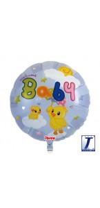 Ballon Bubble bébés animaux 55 cm