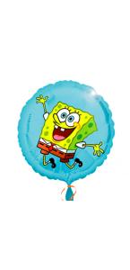 Ballon Bubble Bob l'Eponge 55 cm
