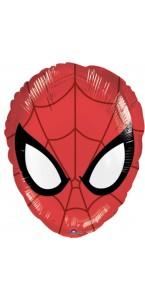 Ballon Cagoule spiderman