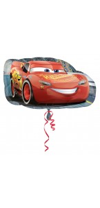 Ballon Cars supershape 75 x 43 cm