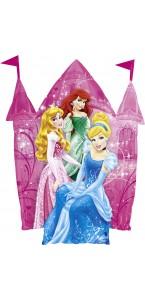 Ballon  Château de Princesses Disney