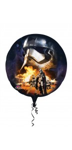 Ballon le Réveil de la Force supershape 81 x 81 cm