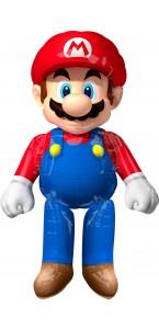 Ballon Mario Bross Airwalkers 91 cm x 152 cm