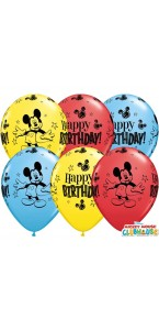 Ballon Mickey Mouse  Personnalisable