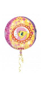 Ballon Mon petit Poney ORBZ 38 x 40 cm