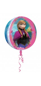 Ballon Reine des neiges ORBZ  38 x 40 cm