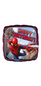 Ballon Spiderman standard