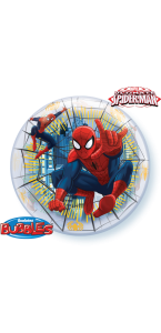 Ballon ultimate Spiderman