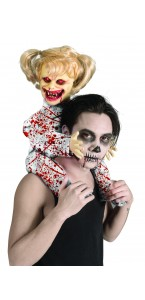 Bébé exorsiste annimé Halloween
