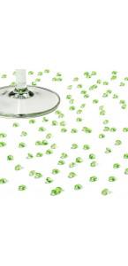 Boîte de 1800 mini-diamants verts 4,5 mm