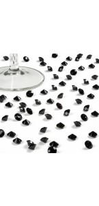 Boîte de 500 diamants noirs 8 mm
