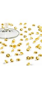 Boîte de 500 diamants or 8 mm