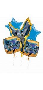 Bouquet de ballons Batman anniversaire