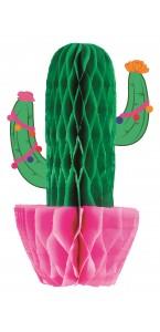 Suspension Cactus alvéolée Lama Frida 43 cm