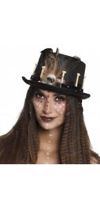 Chapeau Vaudou Nana Halloween