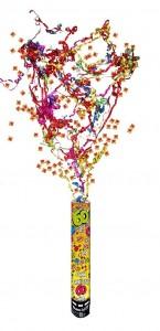 Canon à confettis 60 ans