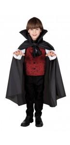 Cape de vampire pour enfant taille 7/9 ans