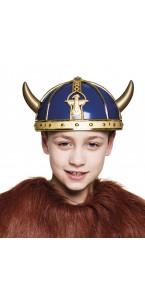 Casque de viking Bjorn enfant