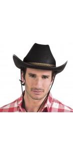 Chapeau Austin marron