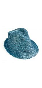 Chapeau Borsalino bleu clair