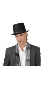 Chapeau Haut de forme feutre noir
