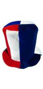 Chapeau musical Tricolore