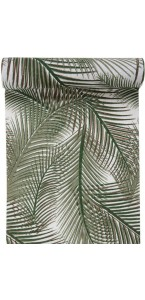 Chemin de table Jungle 28 cm x 5 m
