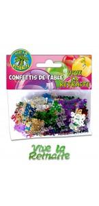 Confettis de table Vive la Retraite