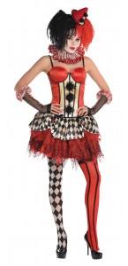 Corset Clown Halloween