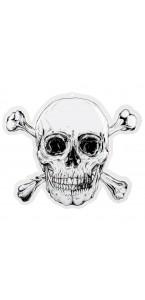 Décoration tête de mort anniversaire pirate