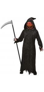 Déguisement Citrouille faucheuse garçon Halloween